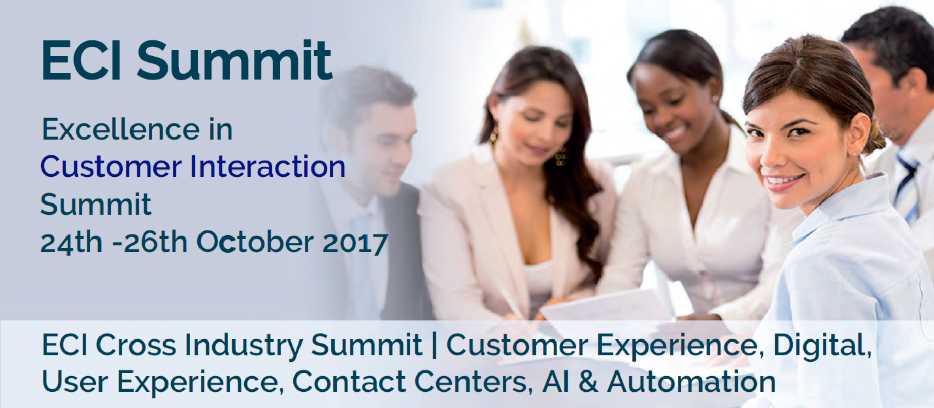 Excellence in Customer Interaction Summit